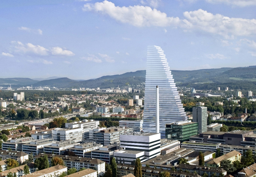 Pharmaceutical industry is driving the Swiss economy