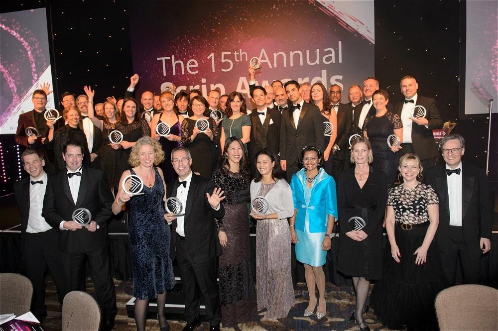 BeiGene wins Scrip Award