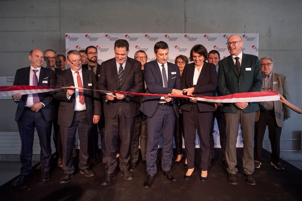 Switzerland Innovation Park Basel Area opens site in Jura