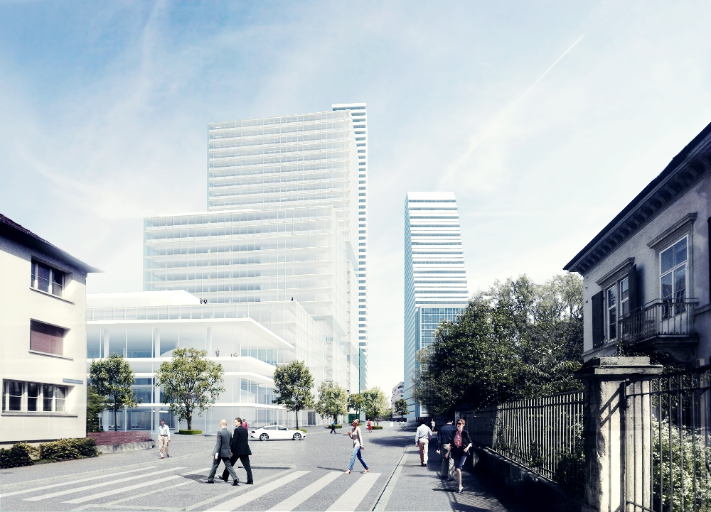 """Roche builds """"best research center in the world"""""""