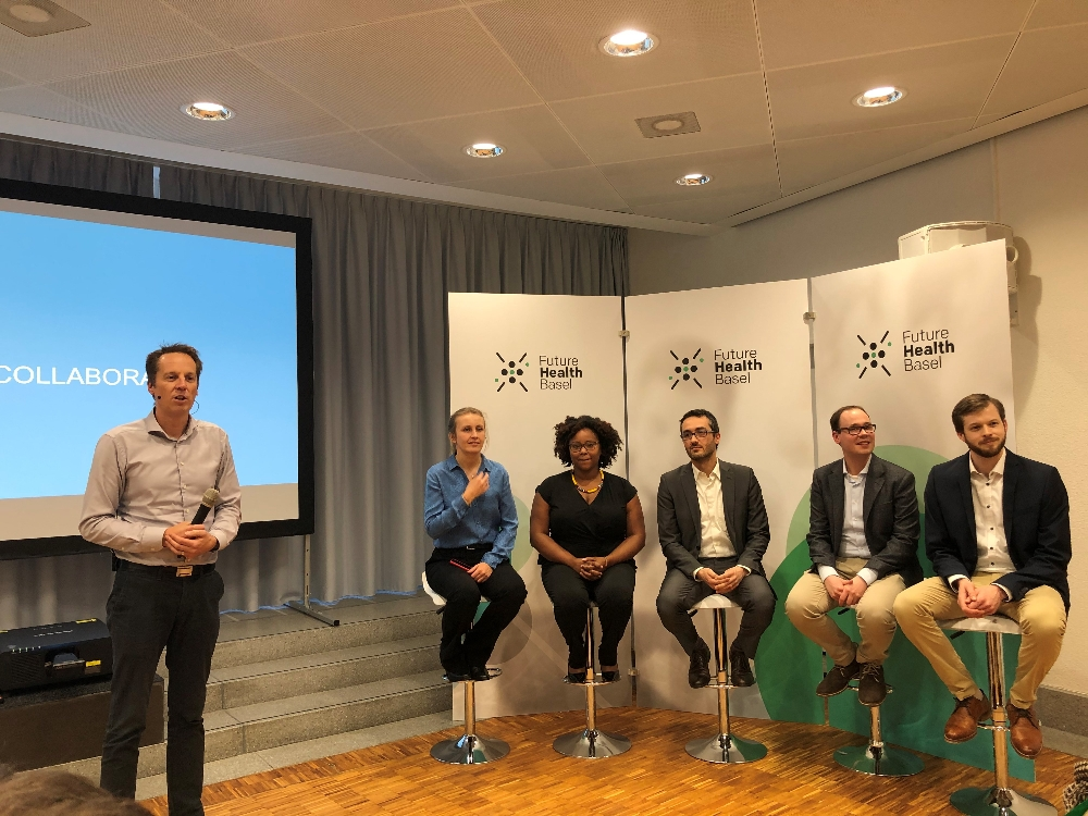 FutureHealth conference brings international experts to Basel