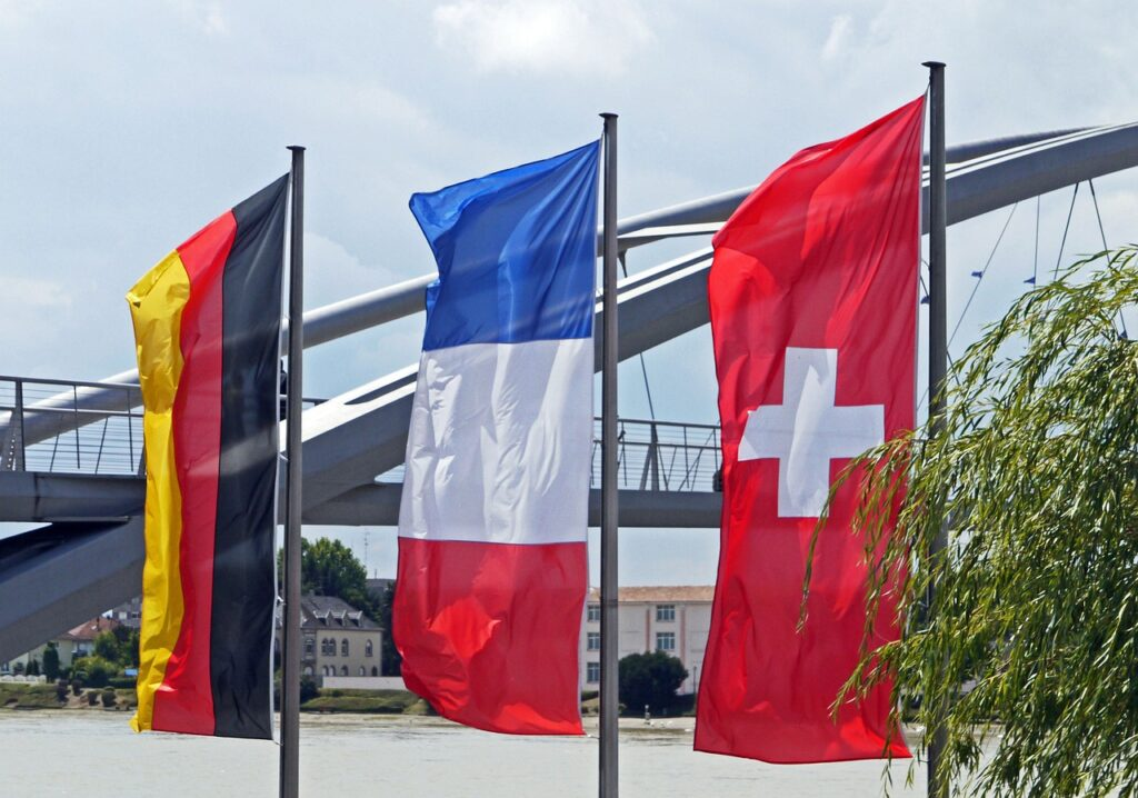 "Un premier bilan du projet interreg ""Upper Rhine 4.0"""