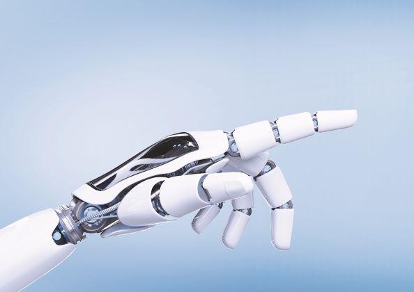 Un robot déplace des liquides sans les toucher