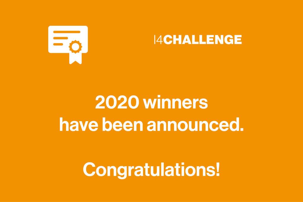 Ces entreprises et projets gagnent le i4Challenge 2020