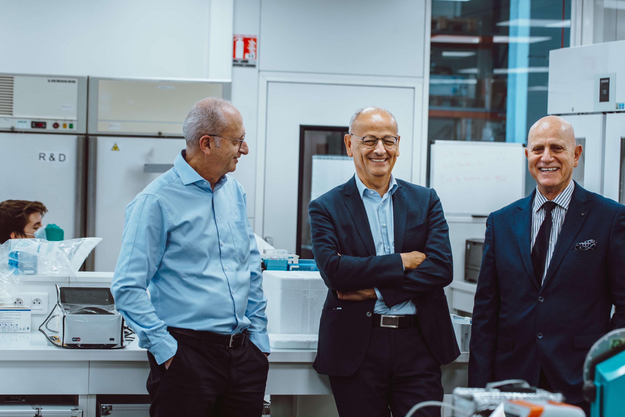 Biosynex founders