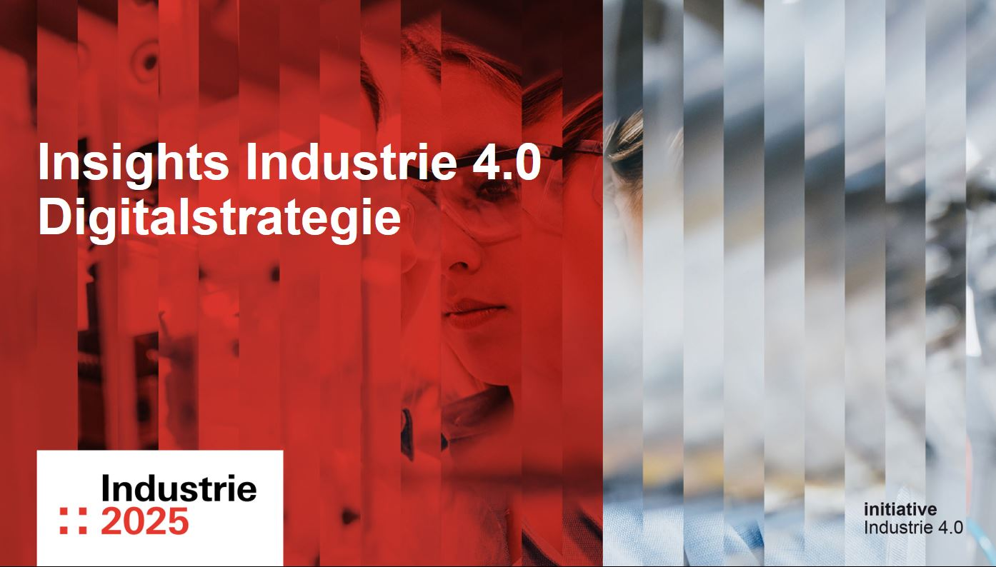 Insights Industrie 4.0 Digitalstrategie