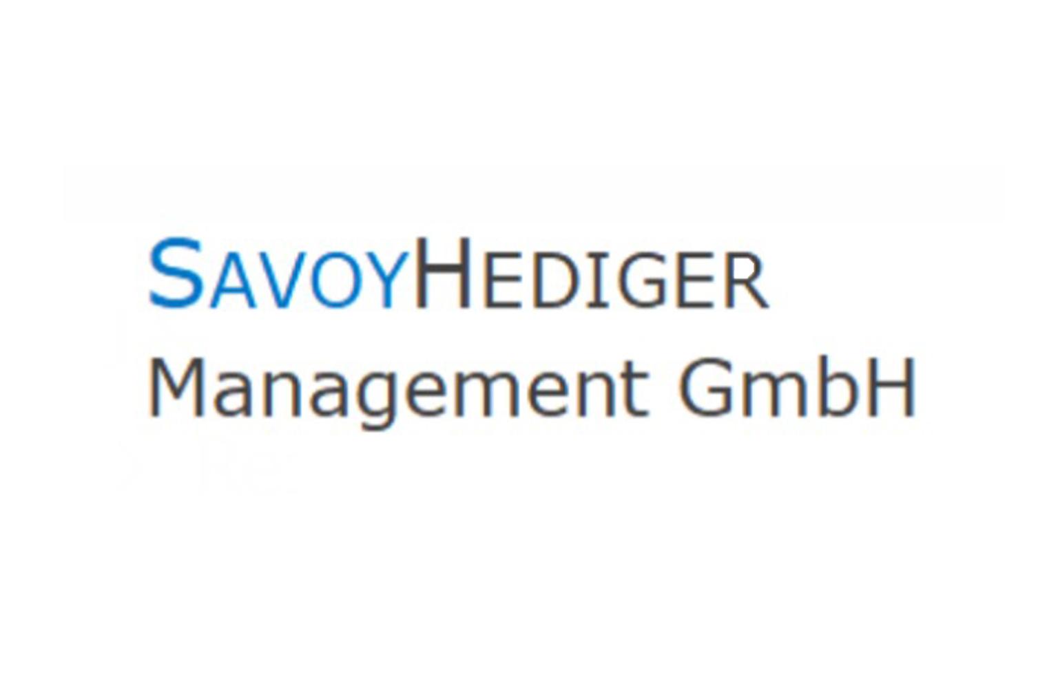 Sayvoy Hediger Logo