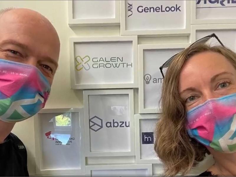 Danish AI company settling in the Basel Area
